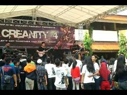 Joshua March @ pensi SMP 161 (Cover Bekty)