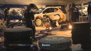 Vido Highlights - 2013 ERC Rally Liepaja-Ventspils