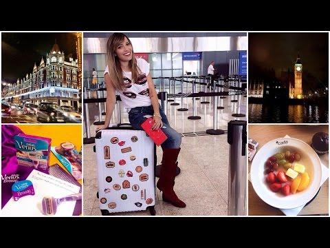 Londres I: 11 horas de voo, quarto hotel, reunião e jantar no barco