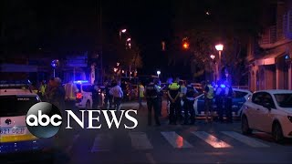Manhunt on after deadly Barcelona attack - ABCNEWS