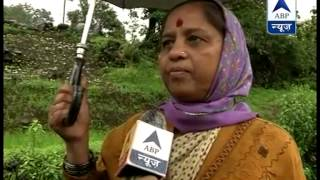 Pune landslide: 10 members of a family missing in debris - ABPNEWSTV