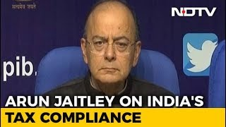 Arun Jaitley Hints At No Reduction In Oil Excise Duty - NDTV