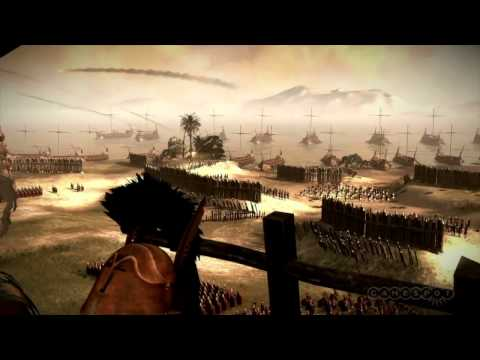 Total War: Rome II - Carthage Battle Gameplay Demo