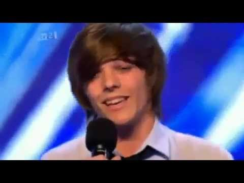 Louis Tomlinson - The X Factor 2012 (FULL AUDITION)