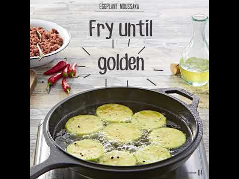 Eggplant Mussaka: MAGGI® Recipe