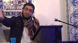 Hafiz Ahsan Amin - Haleema Main Tere Ne - Germany 2013
