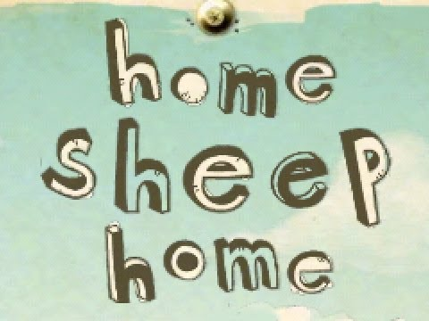 Home Sheep Home - Flash Friday
