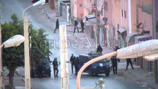 Sahara occidental : une manifestation réprimée par la police marocaine