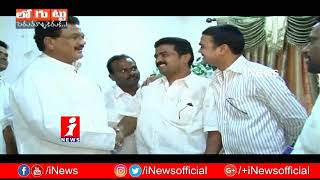 Kadapa TDP Local Leaders Upset Over Chandrababu Decision | Syed Ahmadullah | Loguttu | iNews - INEWS