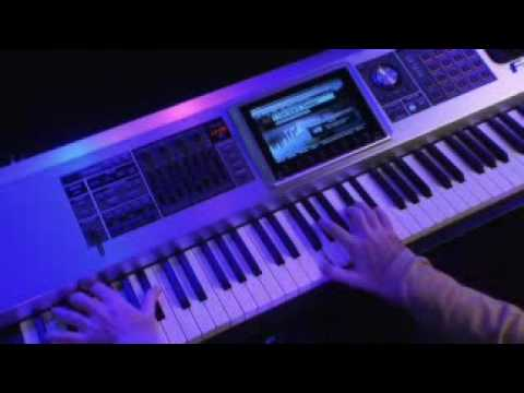 Roland Fantom-G Overview