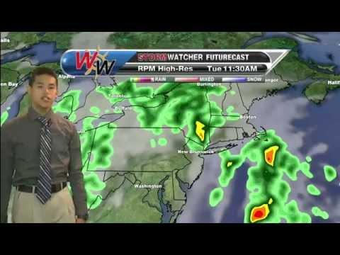 Monday, October 20th, 2014 Evening Forecast