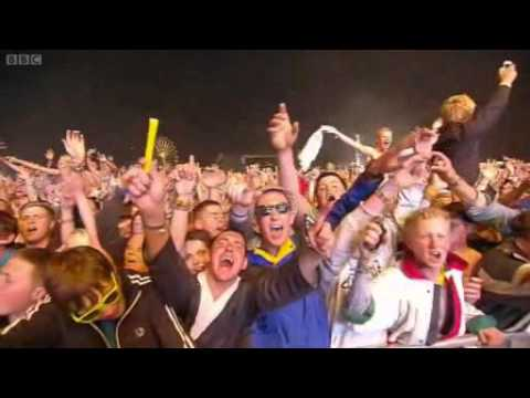 Swedish House Mafia - Save The World (T in the park 2011)