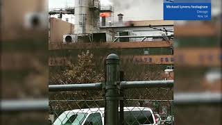 Fire at Chicago chocolate factory - WASHINGTONPOST