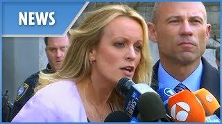 Stormy Daniels' case against Trump DISMISSED - THESUNNEWSPAPER