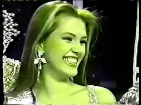 Miss Venezuela 1995 Video
