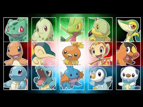 Pokemon - All Wild Pokemon's Battle Theme