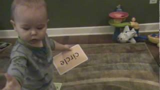 بالفيديو: رضيع ذكي بعمر 16 شهراً يمكنه قراءة الكلمات وتمييزها !