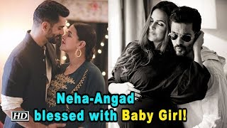 Neha Dhupia , Angad blessed with Baby Girl! - IANSLIVE