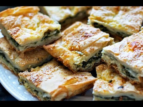 Cheese Macaroni Borek (برك تركي بالمكرونة والجبنة (بديل البوراك او البوريك المائي