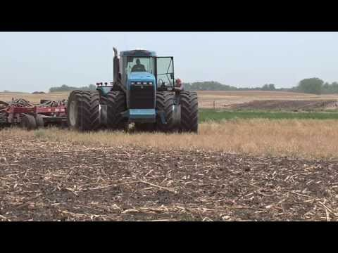 Farm Machine Safety: Air Seeder and Planter Safety