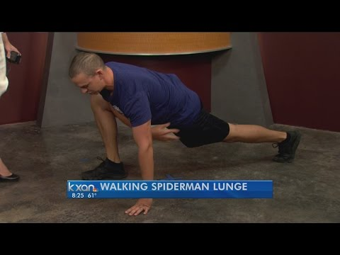 A perfect warm-up routine to do before your morning jog.