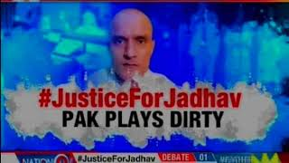 Justice for Jadhav: ISI, Pak responsible for murders in Balochistan, says Baloch activist - NEWSXLIVE