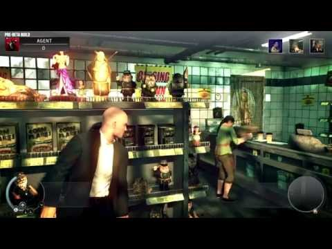 "Hitman Absolution - ""Streets of Hope"" E3 2012 Playthrough [US]"