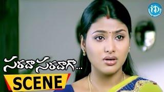 Sarada Saradaga Movie Scenes - Sindhu Tolani Misunderstands Pranathi || Rajendra Prasad || Ali - IDREAMMOVIES