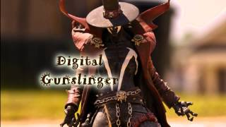 Royalty Free :Digital Gunslinger