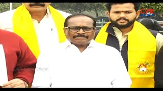 TDP MP Konakalla Narayana Speaks To Media | Central Funds | CVR News - CVRNEWSOFFICIAL