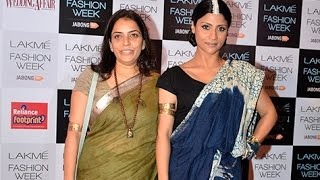 Lakme Fashion Week│Winter 2014│Manish Malhotra, Konkana Sen - THECINECURRY