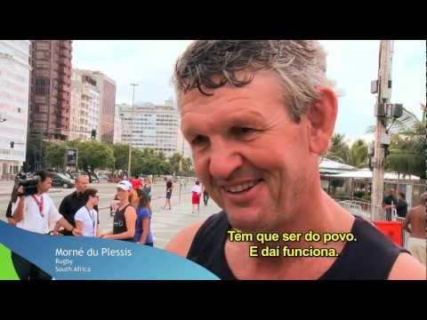 Os Jogos do Rio / The Games of Rio