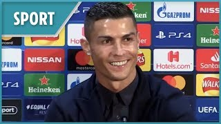 Cristiano Ronaldo responds to questions on alleged rape case against Kathryn Mayorga - THESUNNEWSPAPER