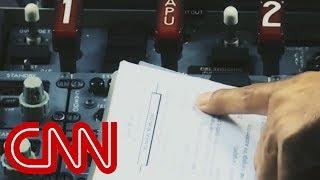 Report: Pilots scoured manuals in doomed flight - CNN