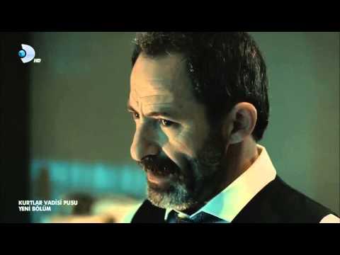 Kurtlar Vadisi Pusu Yeni Sezon | 18 EYLÜL 2014 [720P HD] Part 1