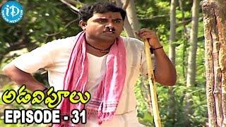 Adavipoolu || Episode 31 || Telugu Daily Serial - IDREAMMOVIES