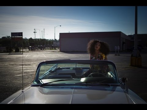 "Solange ""Lovers In The Parking Lot "" Video"
