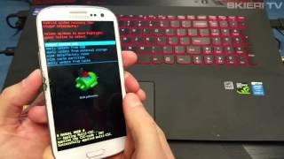 Samsung Galaxy S3 III i9300 i9305 - hard reset