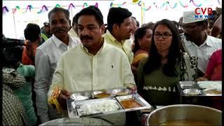 Anna Canteen inaugurated by Kanigiri MLA Kadiri Baburao | Prakasam Dist | CVR News - CVRNEWSOFFICIAL