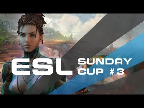ESL Sunday Cup #3 - Kotercillo vs NightStalker Game #2