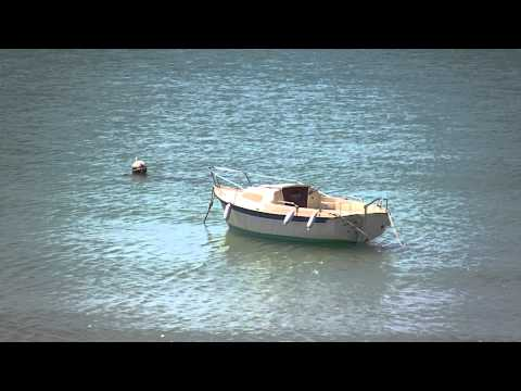 Boat in the Sea - Free HD Royalty Stock Footage