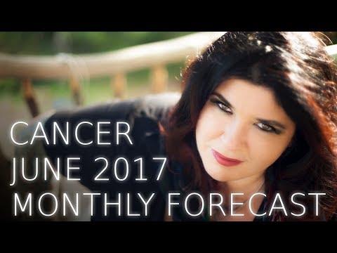 Cancer Monthly Astrology Forecast June 2017