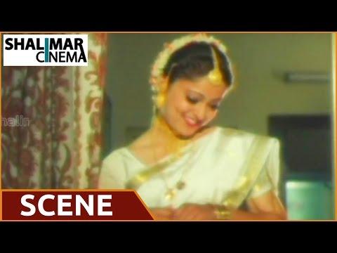 Ravi Teja & Radhika Varma First Night Scene || Anveshana Movie