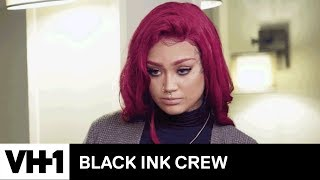 Donna & Alex's Arrival Sets Ceaser Off | Black Ink Crew - VH1
