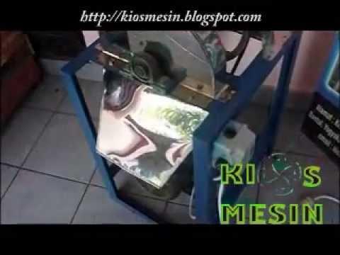 pengiriman mesin perajang bawang