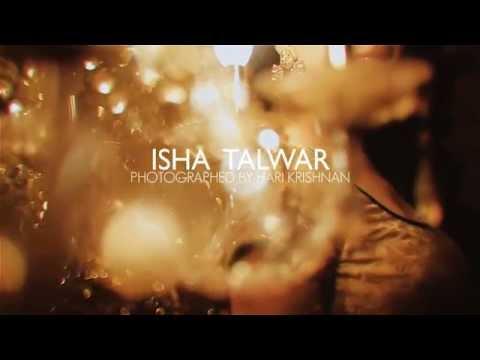 Isha Talwar in Vanitha Cover