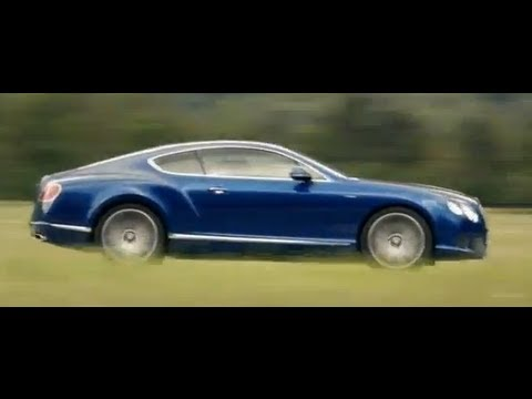 Fastest Bentley Ever GT Speed 2013 Bentley Continental GT Cool Commercial Carjam TV Car Show HD
