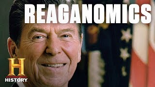 Here's Why Reaganomics is so Controversial | History - HISTORYCHANNEL