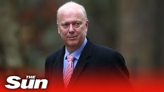 Chris Grayling's Dept. of Transport scathed in Parliament - THESUNNEWSPAPER