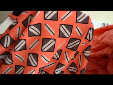 Falando sobre tecidos - Aula 16